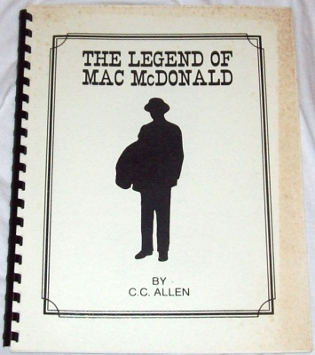 Allen: Legend