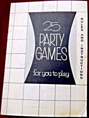 Anonymous: 25 Party Games