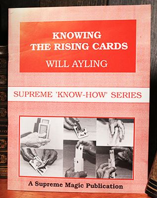 Ayling: Knowing the Rising Cards
