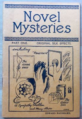 Bagshawe: Novel Mysteries Part 1 Original Silk