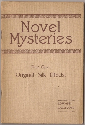 Novel Mysteries Part