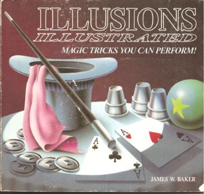 James Baker: Illusions Illustrated