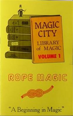 Magic City Library of Magic 1 Rope Magic