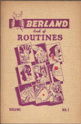 Book of Routines Vol