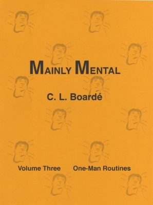 Mainly Mental Vol 3
