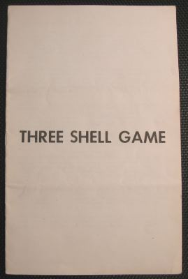 Three Shells And a