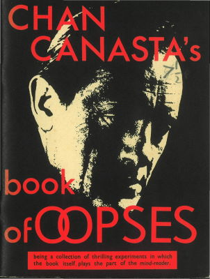 Chan Canasta Book of Oopses