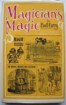 Paul Curry Magician's Magic