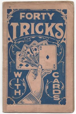 Daisy Bank: Forty Tricks With Cards