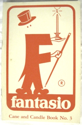 Fantasio's Cane and