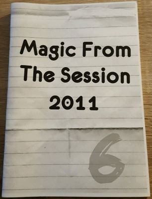 Gladwin, Jay, Jansson: Magic From thke Session 2011