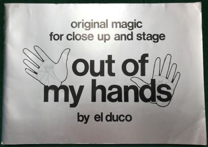 Christer Gustavsson (El Duco): Out of My Hands